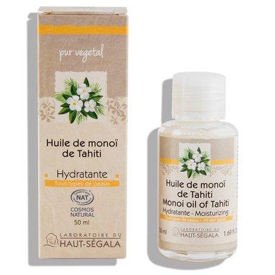 Tahiti Monoï oil - Laboratoire du haut segala - Face - Hair - Body