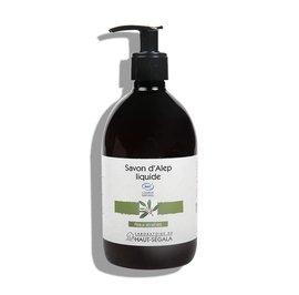 image produit Liquid aleppo soap
