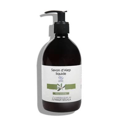 Liquid Aleppo soap - Laboratoire du haut segala - Hygiene