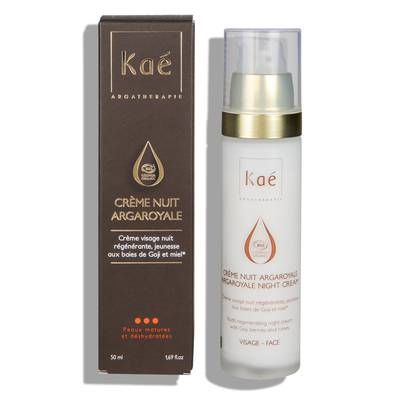 Argaroyale night cream - Kaé - Face