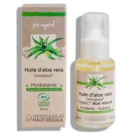 Aloe vera oil - Laboratoire du haut segala - Face - Hair - Body