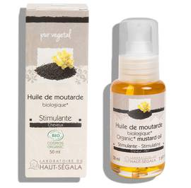 Mustard oil - Laboratoire du haut segala - Hair
