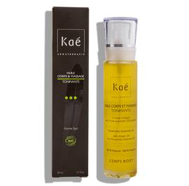 Body oil and energy massage - Kaé - Massage and relaxation