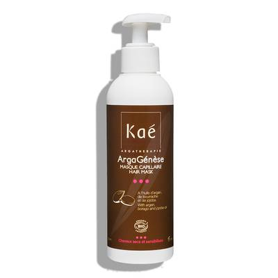 Argagénèse mask - Kaé - Hair