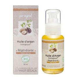Organic* argan oil - Laboratoire du haut segala - Massage and relaxation