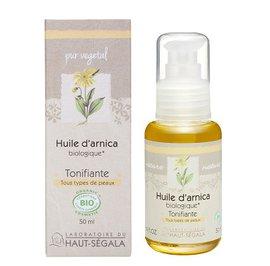 Organic* arnica oil - Laboratoire du haut segala - Massage and relaxation