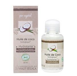 coconut oil - Laboratoire du haut segala - Massage and relaxation