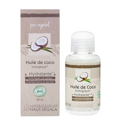 coconut oil - Laboratoire du haut segala - Massage and relaxation