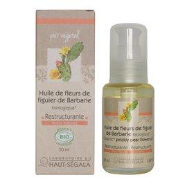 Prickly pear flower oil - Laboratoire du haut segala - Massage and relaxation