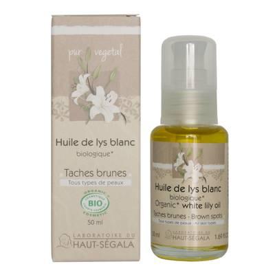 White lily oil - Laboratoire du haut segala - Body