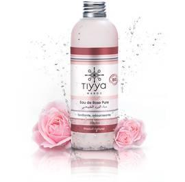 Eau de rose - Tiyya - Visage