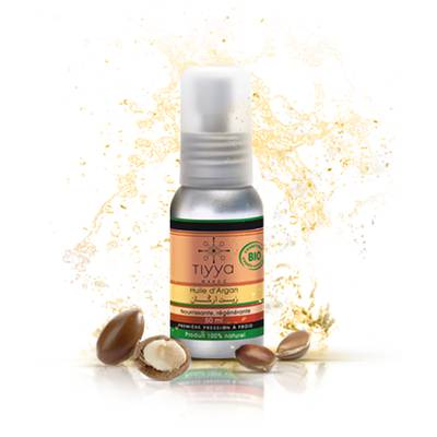 Pure nourishing argan oil - Tiyya - Massage and relaxation