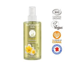 image produit Alphanova sun huile huile paradisiaque