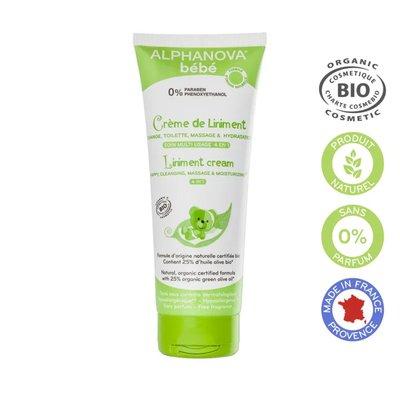 Crème de liniment - ALPHANOVA BEBE - Bébé / Enfants