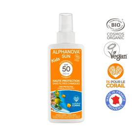 image produit Crème solaire enfants haute protection spf 50