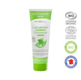 Face & Body Moisturizing milk - ALPHANOVA BEBE - Baby / Children