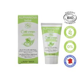 Cold cream - ALPHANOVA BEBE - Baby / Children