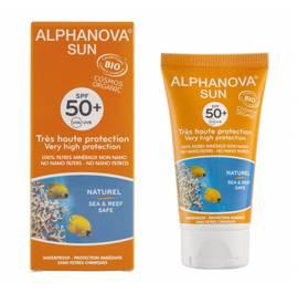 image produit Crème solaire SPF50+