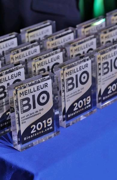 Meilleurs Produits Bio 2019 : les lauréats cosmétiques labellisés Cosmébio