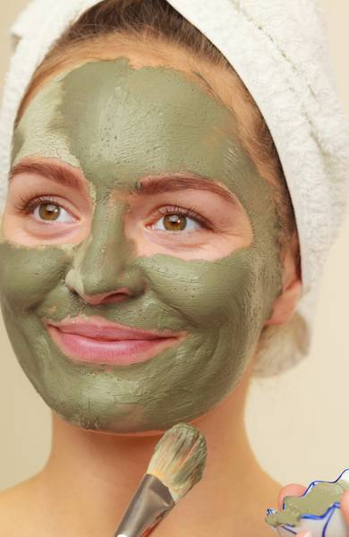 Les bienfaits de l'argile verte en cosmétique