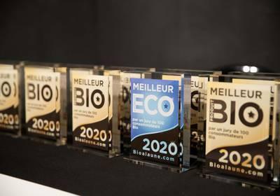 Meilleurs Produits Bio 2020 : découvrez les gagnants Cosmébio !