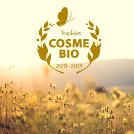 Trophées de l'Excellence Cosmétique Cosmébio 2018-2019